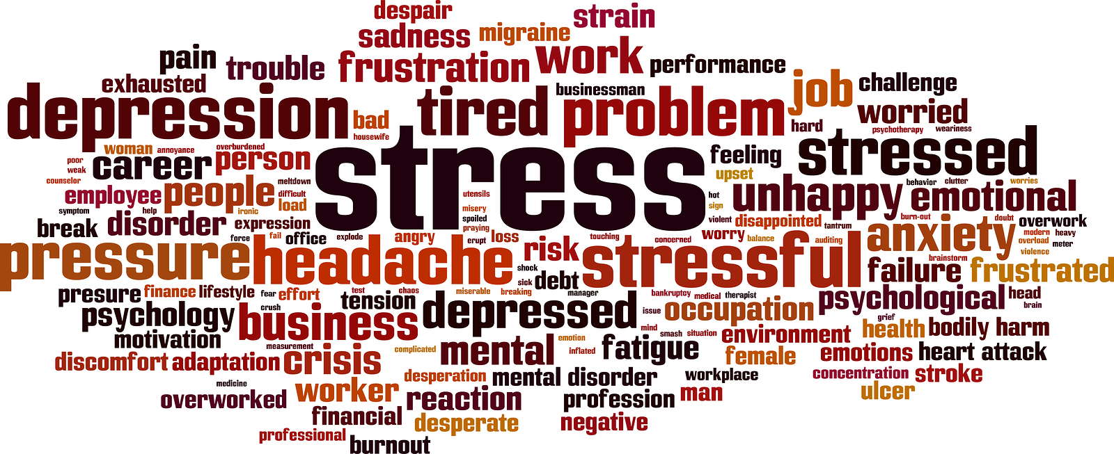 Good Stress Is Still Real Stress For Athletes The Sports Doc Chalk